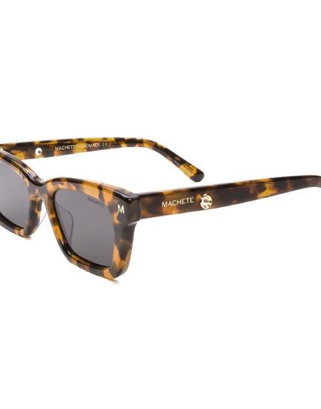 Sonnenbrille Ruby Classic Tortoise von Machete