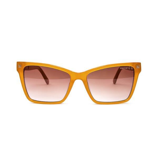 Sonnenbrille Sally Cognac von Machete