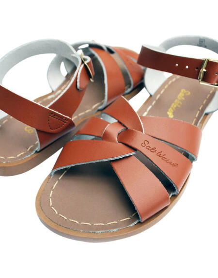 Original Adult Tan von Salt Water Sandalen