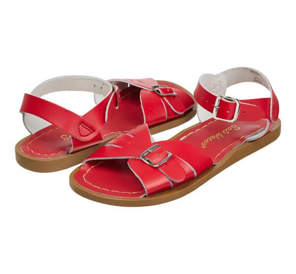 Classic Adults  Red von Salt Water Sandalen