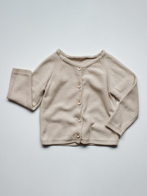 The Daily Cardigan Oatmeal von The Simple Folk