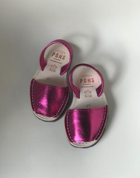 Avarca Kids Arizona Fucsia