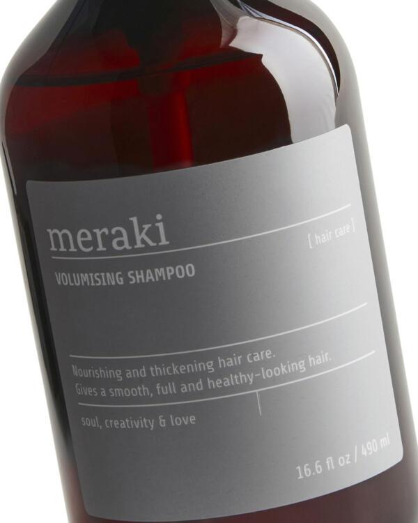 Volumising Shampoo von Meraki