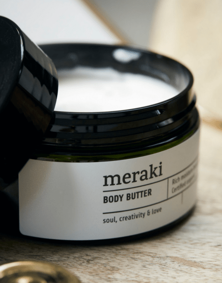 Body Butter Linen Dew von Meraki
