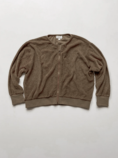 The Terry Bomber Jacket von The Simple Folk