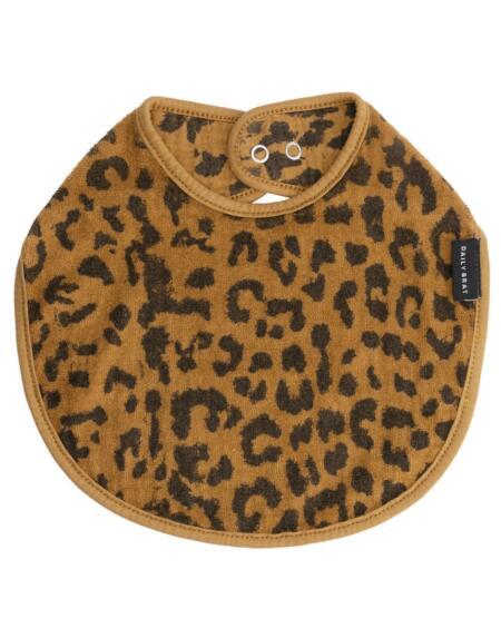 Lätzchen Leopard Sandstone von Daily Brat