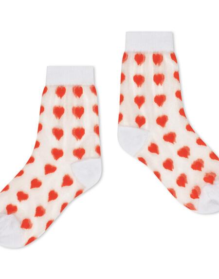 Socken Fancy Heart von Repose AMS