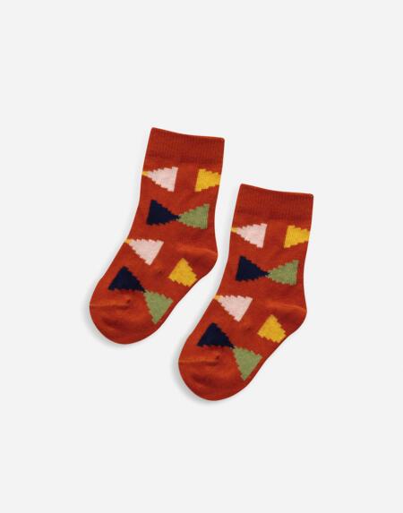 Socken Baby Geometric von Bobo Choses