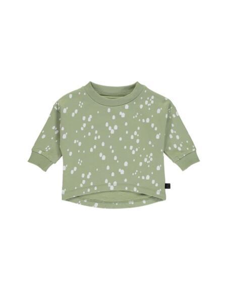 Pullover Kids Mintdrops von Monkind
