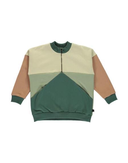 Pullover Adults Breeze Zipper von Monkind
