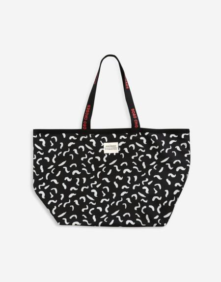 Shopping Bag Shapes Print von Bobo Choses