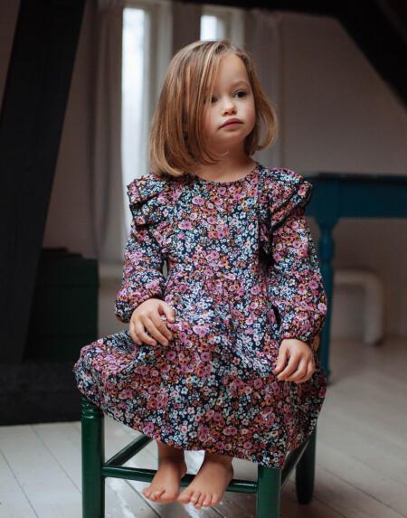 Kleid Kids Jilly Flower von Daily Brat