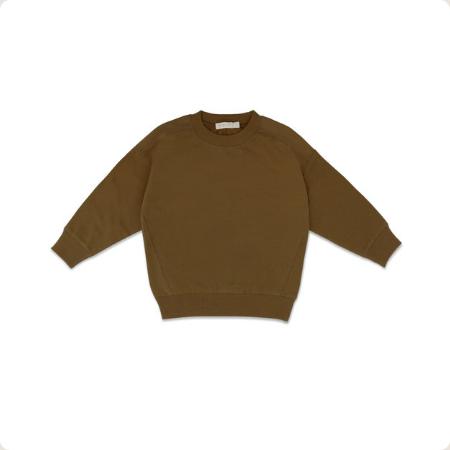 Sweater Kids Oversized Bronze Olive von Phil & Phae