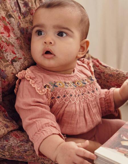 Jumpsuit Baby Mariette Sienna von Louise Misha