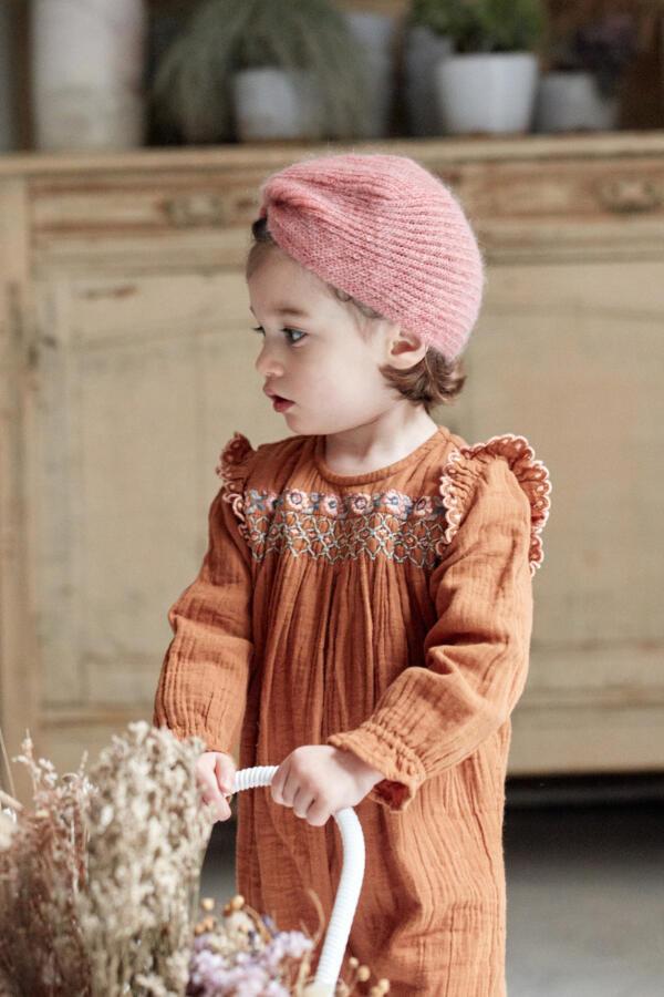 Beanie Albina Baby & Kids Sienna von Louise Misha