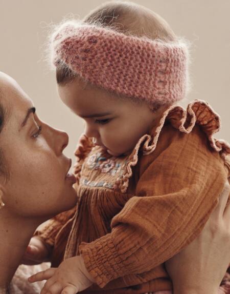 Stirnband Sidony Baby & Kids Sienna von Louise Misha