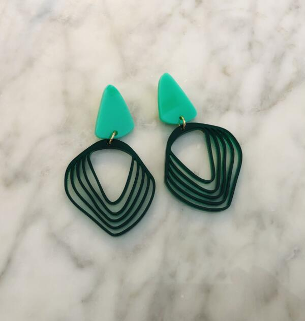 Aniko Pine and Emerald von Vanto