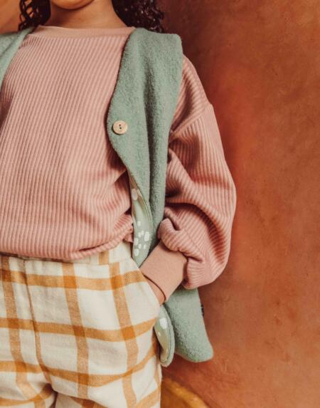 Pullover Kids Saltlake Stripe von Monkind