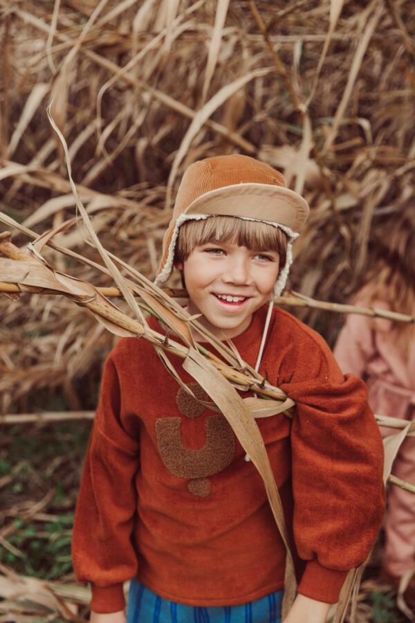 Pullover Kids Copper von Monkind