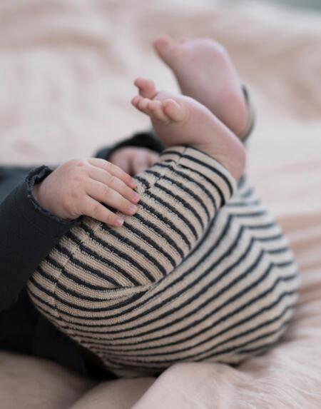 Babyhose Loopy Stripes von Phil & Phae