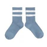 Sport Socken Adult Nico Bleu Azur von Collégien