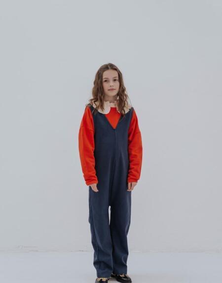 Slip Suit Kids Dark Night Blue von Repose AMS