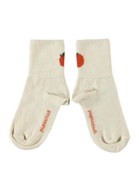 Socken Peach von Piupiuchick