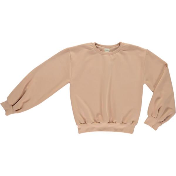 Sweatshirt Cedrat Maple Sugar von Poudre Organic