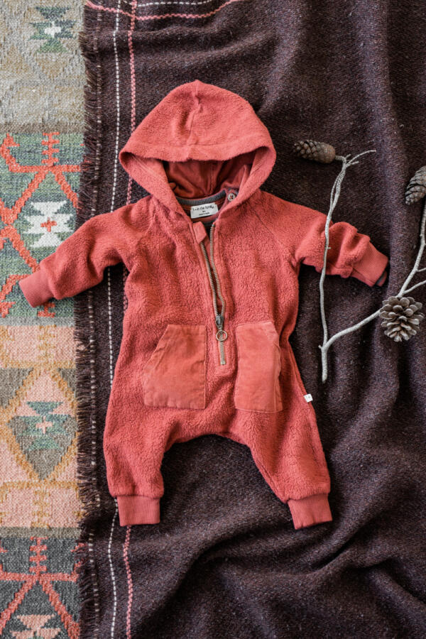 Overall Baby Jacob Terracotta von 1+ in the Family