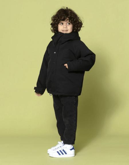 Winterjacke Kids Winter Lion black von Go Soaky
