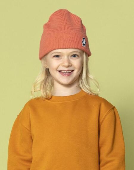 Wintermütze Kids Red Dragon Persimmon von Go Soaky